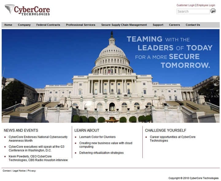 Cyber Core Technologies