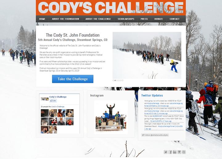 Cody's Challenge