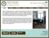 RetreatAcupuncture.com goes live