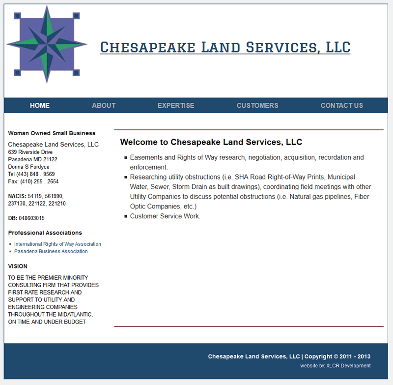 Chesapeake Land Services
